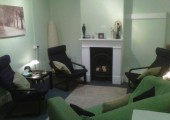 Consultation Room <br />CC Counselling Green Room