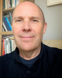 Phil Clarkstone, Therapeutic Counsellor & Counselling Supervisor.
