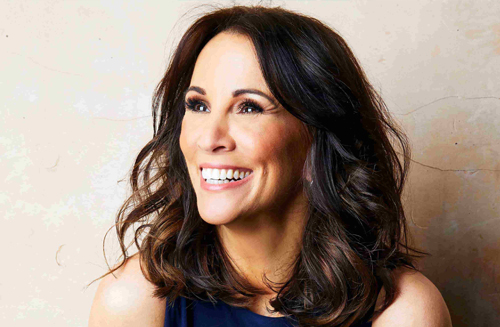 Andrea McLean I am. I have