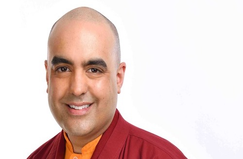 Gelong Thubten I am. I have
