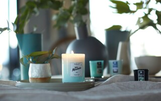 Scented candles to reduce anxiety