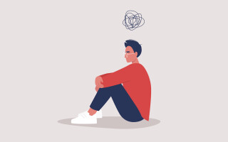 Mental health in young people: Loneliness and addiction