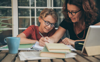 In home learning hell? Some helpful tips to avoid burnout