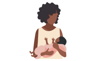 6 ways to boost your emotional well-being as a new mum