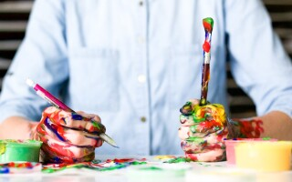 Let's get creative – your mental health will thank you for it