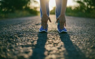 The therapeutic benefits of running