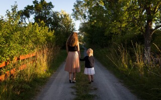 Growing up with a parent with mental illness