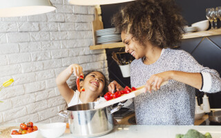 Children and overeating: 5 ways to help them stop