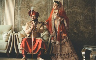 The red shroud - forced marriages in Asian community