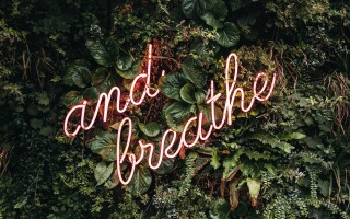The use of breathing to enhance your well-being