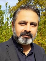 Faisal Mahmood UKCP Registered Psychotherapist and BACP Accredited