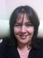 Patricia Allen MBACP (Accred).  COSRT, UKRCP Reg Psychotherapist.  PGCE