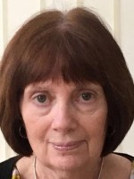 Virginia Godden Diploma in Counselling & Supervision  MBACP Registered