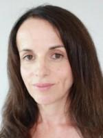 Sarah van den Brink, Chartered Psychologist (CPsychol, AFBPsS)