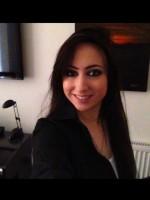 Natasha Angell M.A., M.Sc. (Psych), B.A. (Hons), HCPC Reg. Art Psychotherapist.