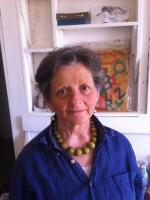 Jo Bissonnet M.A.Dip S.W, B.A.Hons,HCPC registered Art Psychotherapist