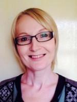 Sally Johnson.  Reg MBACP Adv Dip Couns
