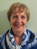 Liz Grant, BA (Hons) degree in Counselling, Dip COT, DIP Min. Studies.