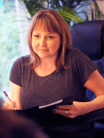 Sharon Branagh, Psychotherapeutic Counsellor