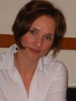 Gosia Pawlowska MA, MSc, MBACP