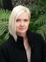 Yevgeniya Anna Ellison  BA (Hons), DipHE, MBACP