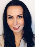 ALINA JUNDO, Counsellor & Supervisor, MBACP (Reg), MNCS (Accred)