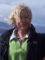 Hazel McMahon. BSc(Hons), PgCert, PgDip in Counselling (Edinburgh University)
