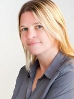 Kate Hardenberg, Psychotherapist and Supervisor, MA Dip HIP, UKCP