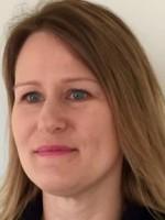 Dr Christina Morberg Pain (BSc, PG Cert., D. Clin Psych.)