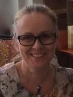 Lesley Duce FdA, DipHE, Reg MBACP