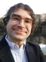 Michel-Eric Cizniar, MBACP (English/French) - Video or Chat from where you are!