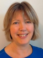 Adrienne Eyre: MBACP (Accred), MA (Hons) Psych, PG Dip Counselling