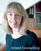 Pam Arland BA(Hons) Dip Couns MBACP (Accred)