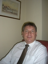 Clifford Emmerson, Registered Counsellor and Psychotherapist HGI Dip P MHGI