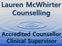 Lauren McWhirter BSc, Adv Dip Couns, MBACP (Accred), UKRCP - Individual Therapy