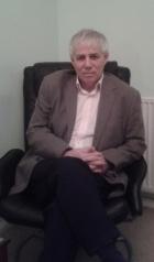 Philip Harris MA Adv.Dip. UKCP,  FPC