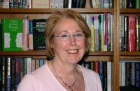 Pam Hutton MA, BA, DipHE, Reg MBACP
