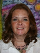 Sue Cussons MA MBACP (Accredited), Counsellor/Psychotherapist and tutor.