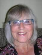 Jackie Tague, CQSW, Dip.Clling, PG Dip.Syst. Psychotherapy, UKCP registered