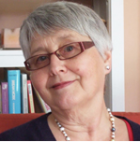 Dinah Ashcroft MSc, DHP, UKCP registered psychotherapist, MBACP.