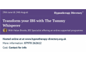 Transform your IBS with The Tummy Whisperer - Online Programme