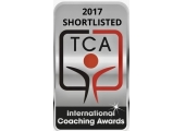Short listed International Coach 2017