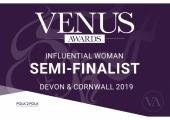 Semi Finalist Venus award