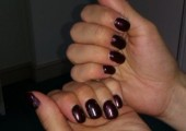 Stop Nail Biting<br />Proud client shows me her beautiful nails after hypnosis to stop nail biting