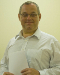 Dr Richard Bradley  - Hypnotherapist