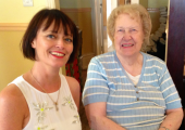Supporting Quantum Healing Hypnosis Therapy Training with the founder Dolores Cannon.