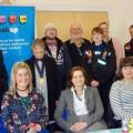 Launch of Depression workshop for SpeakupCIC