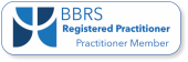 BBRS Registered Practitioner logo