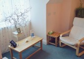 Sidmouth Therapy Room