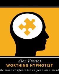 Alex Vrettos, Hypnotist